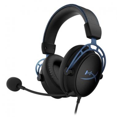 Auricular HyperX Gaming Cloud Alpha S - Azul