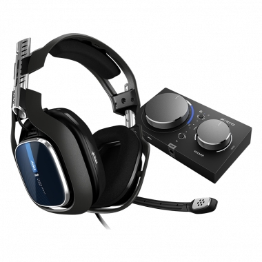 Auriculares A40 TR + Mix Amp PRO PS4