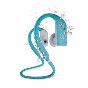 Auriculares Bluetooth Endurance Dive Celeste