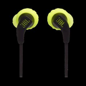 Auriculares Bluetooth Endurance Run Verde y Negro