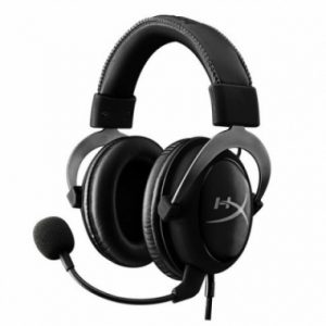 Auricular HyperX Gaming Cloud II Gun Metal