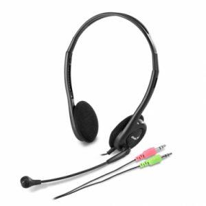 Auriculares ajustables para PC HS-200C