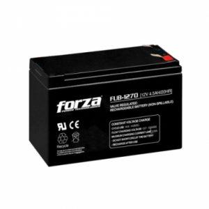 Batería recargable 12V/7Ah