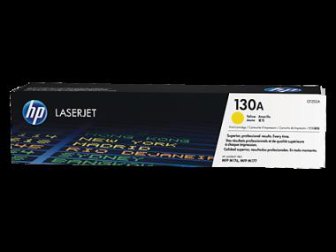 Cartucho de toner 130A Amarillo LaserJet