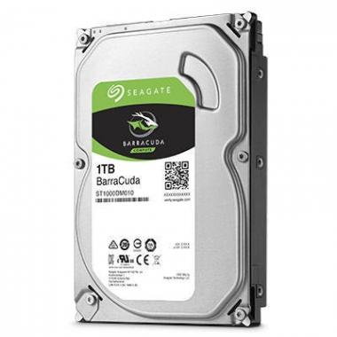 Disco duro int 1TB SATA 6 Gb/s 64MB Barracuda