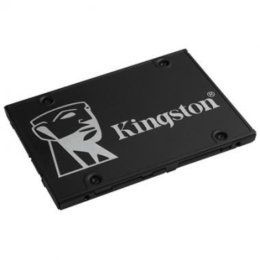 """Disco SSD KC600 512 GB 2.5"""" sata 3 NAND 3D TLC"""