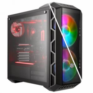 Gabinete MasterCase H500 EU CUSTOM - ARGB C/Contro
