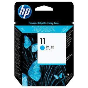 Cabezal de impresión HP 11 cian
