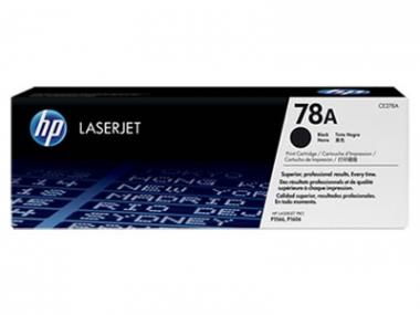 Cartucho de toner 78A Negro LaserJet