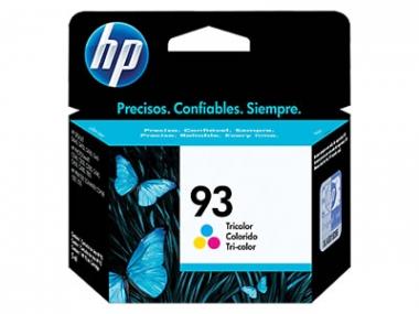 Cartucho de tinta 93 Tricolor