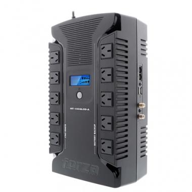 UPS HT-752LCD-A Interactiva 750VA/375W 10iram