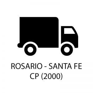 ENVIO ROSARIO - PROV. SANTA FE (CP 2000)