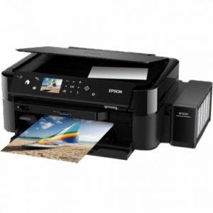 Impresora Multifunción L850 EcoTank LCD CD/DVD