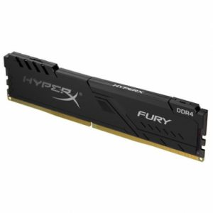 Memoria PC HyperX DDR4 8GB 2400 Fury Black