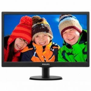 """Monitor 19"""" LCD con HDMI VGA SmartControl Lite"""