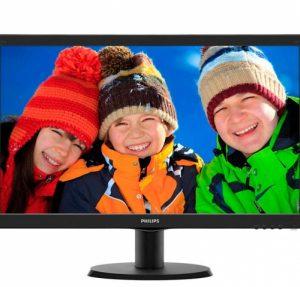 """Monitor 24"""" LCD Full HD VGA HDMI"""