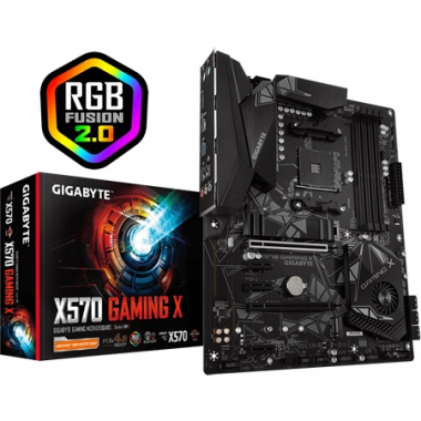 Motherboard (AM4) X570 GAMING X