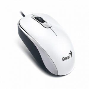 Mouse DX-110 USB Blanco