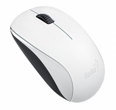 Mouse NX-7000 Inalambrico Blanco