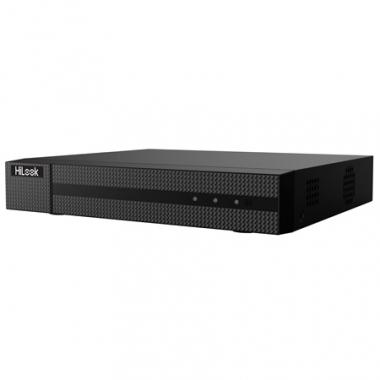 NVR - HD 4 ch H.264+ 4 PoE -12V 2A