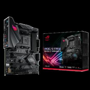 Motherboard (AM4) ROG STRIX B450-F GAMING II