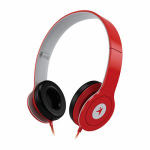 Auriculares HS-M450 Rojo