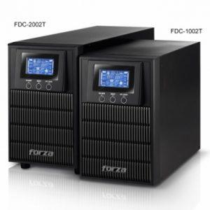 UPS EOS FDC-2002T-A OnLine 2000VA/1600W 4-IRAM